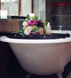 Honeymoon bath